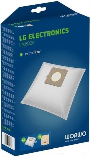 lmb02 1 - LMB 02 K Комплект пылесборников (LG TB33)